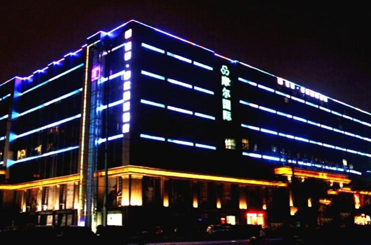 成都D6摩尔国际酒店